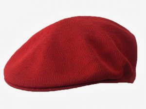 Casquette Tropic 504 Kangol Rouge