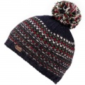 Kusan London Berretto lana Stripe Bobble