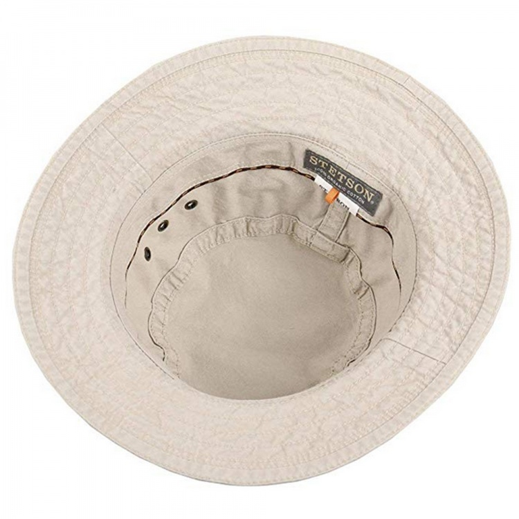 d8d799da6a35e5 Stetson Florida Reston bucket cotton Hat [2811101-71-61-76]. 65.55 ...