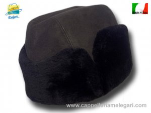 Melegari kolbac Sheepskin Hat Brown