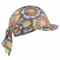 Mc Burn Flowy sun visor hat