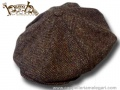 Berretto irlandese 8 spicchi Hanna Hats Connery Malone tweed Cap