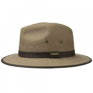 Stetson Traveller canvas cotton Hat