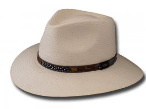 Cappello Panama carta paglia Toyo Indian Dorfman Pacific