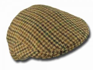 Berretto piatto inglese Fairway Lock & Co. Gill Cap 18