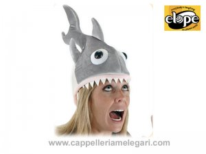 ELOPE U.S.A. Cappello Squalo, Man Eater