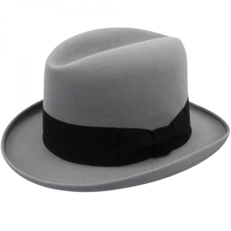 d0fba0fa Homburg Godfather hat handmade [CM01L00FF]. 180.00EUR: Cappelleria ...