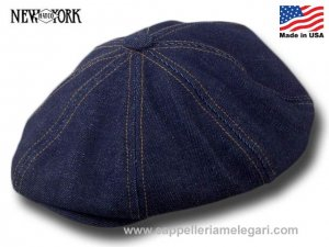 Berretto irlandese American Newsboy Johnny Depp New York Hat