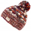 Kusan London Berretto lana multicolor Bobble London