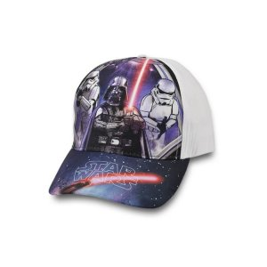 "Berretto baseball cotone Bimbo ""Star Wars II"""
