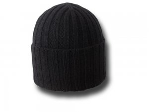 Johnny Depp Secret Window Beanie Hat schwarz
