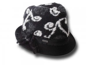 Cappello trilby donna Mc Burn Georgina
