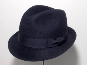 Melegari Trilby Blues Brothers Hut Blau