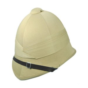 Pith Helmet British Safari