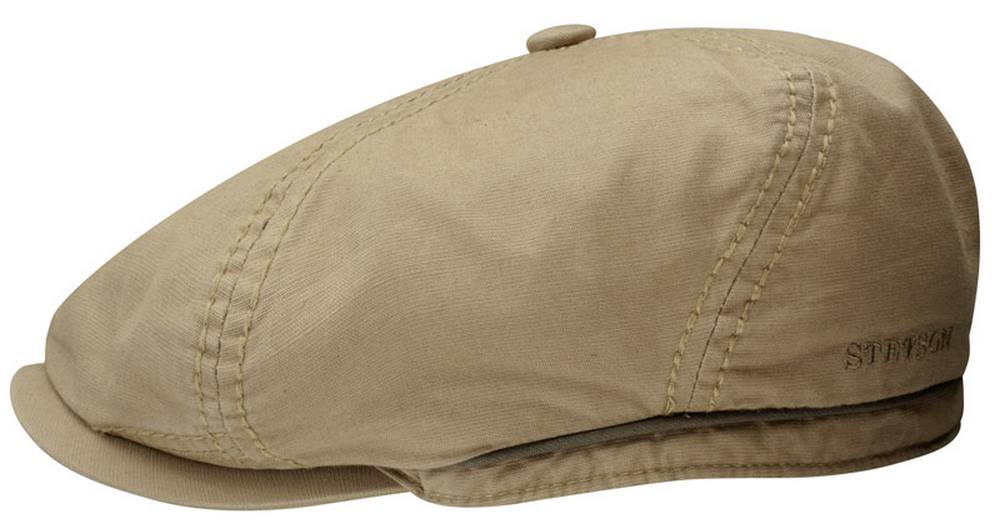 Stetson Brooklin linen cotton cap