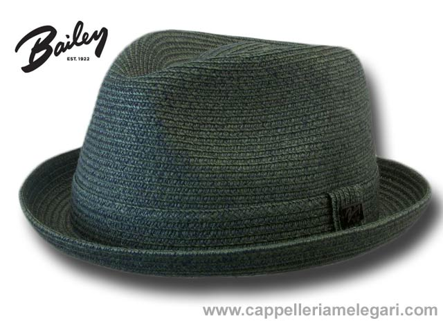 Bailey Billy Trilby Jazz Hat Green