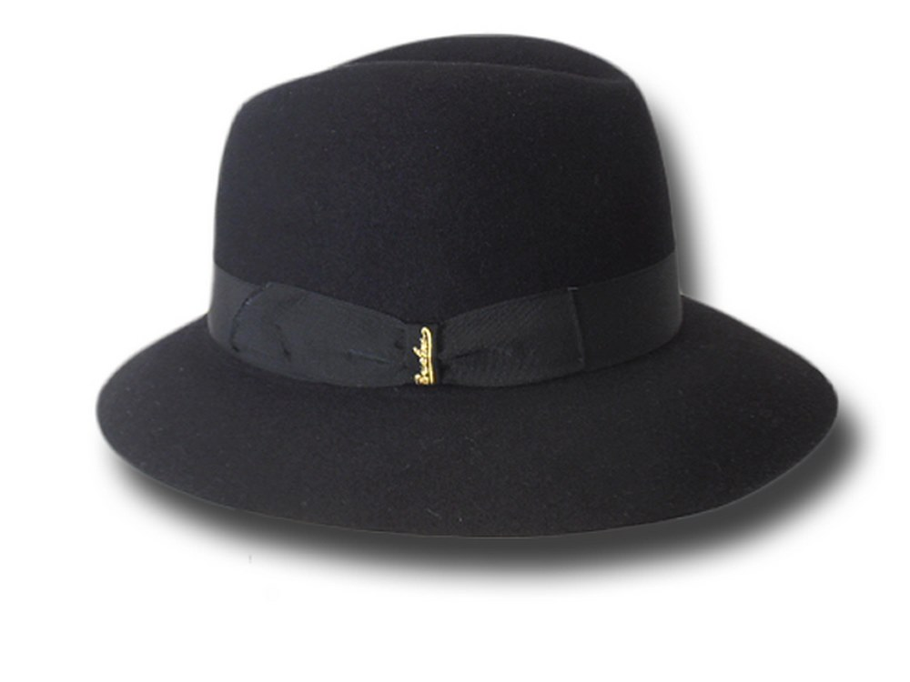 Borsalino woman hat Alessandria Black