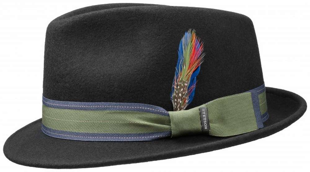 Stetson Boston trilby Hat
