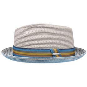 Stetson Diamond Pork Pie Toyo hat  St. Luis