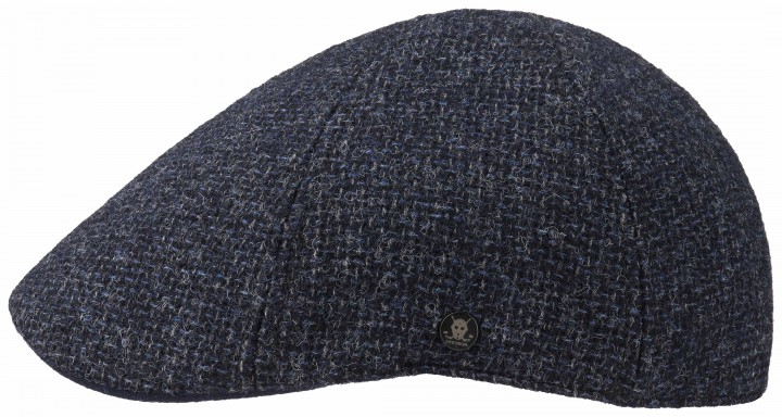 Stetson Berretto Texas Wool Hockey Blu