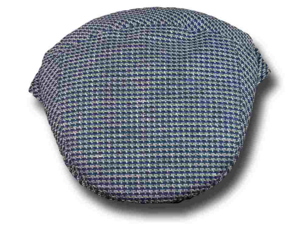 Summer Borsalino linen cotton Armadillo cap  B15070ED002478A blu ... e97cb4096f74