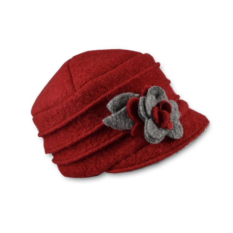 B2B Beret woman wool and polyester wholesale 0