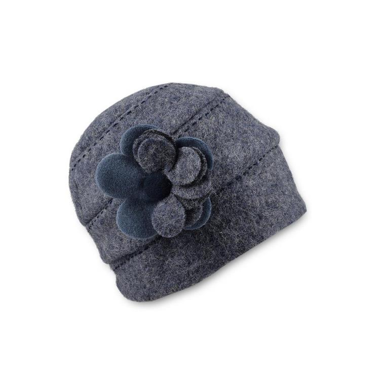 Hat woman wool and polyester wholesale 10