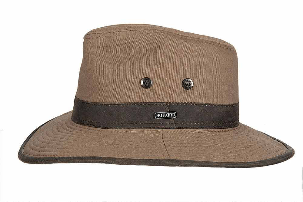 Hatland Randson Cotton hat