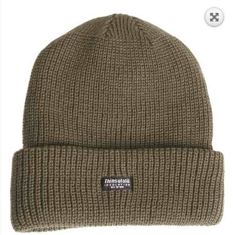 Cappello cuffia German cap Thinsulate