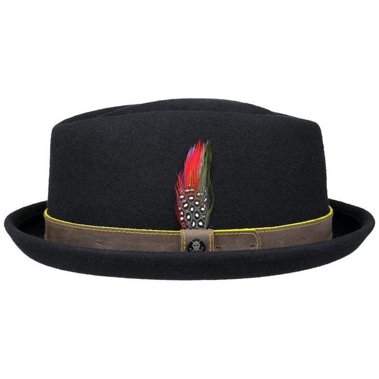 Stetson Cappello pork pie Manhattan hat