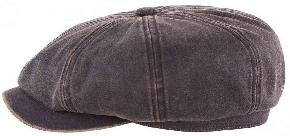 96159e6bdb7 Stetson Hatteras cotton gatsby cap