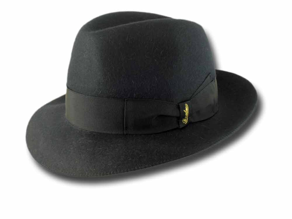 Borsalino Cappello Traveller arrotolabile impe