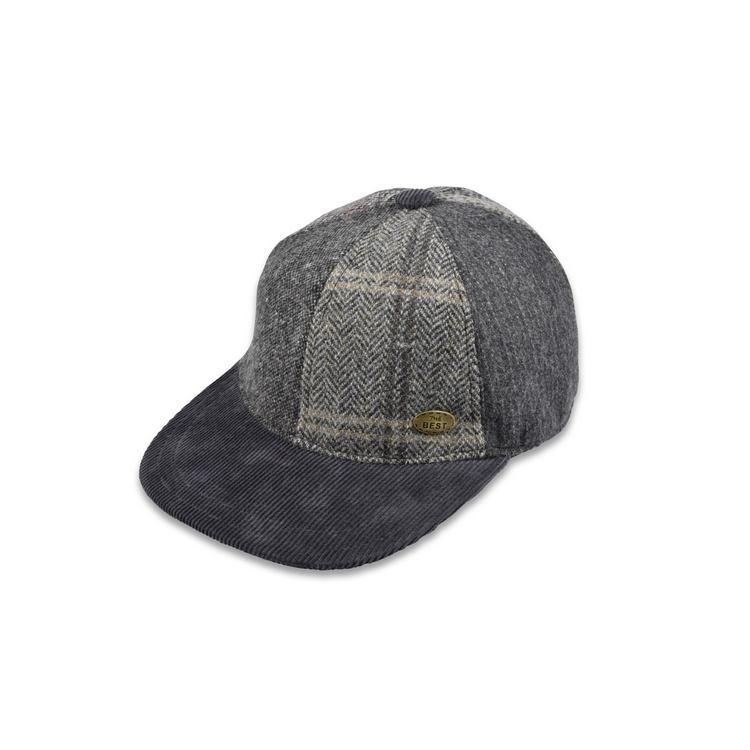 B2B Baseball cap Patchwork man Wholesale 02