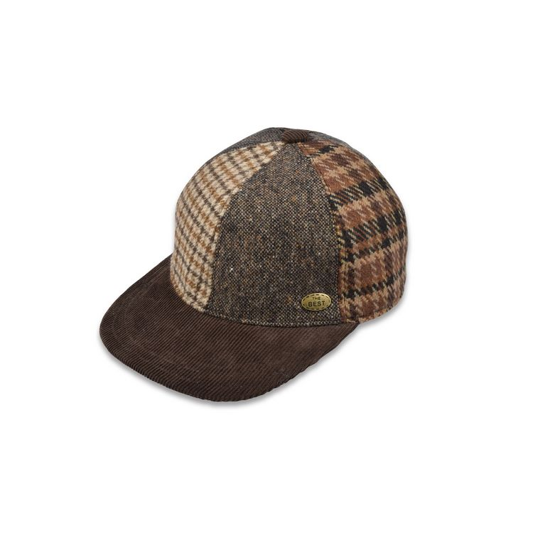 B2B Baseball cap Patchwork man Wholesale 03