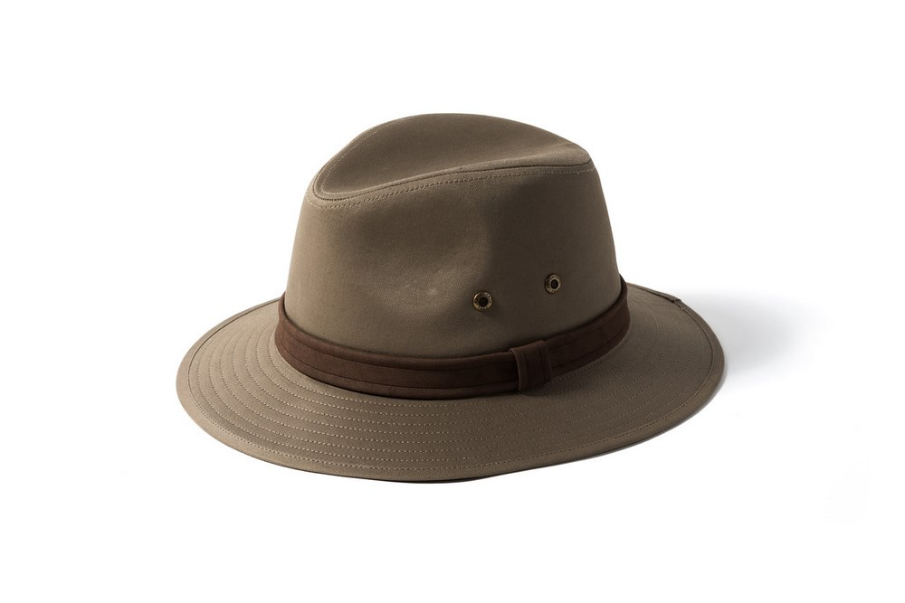 Failsworth Hats Canvas Country Ambassador hat