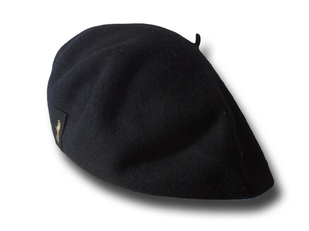 Borsalino Basque beret woman