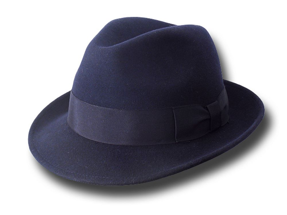 B2B Fedora hat wool Wholesale 04