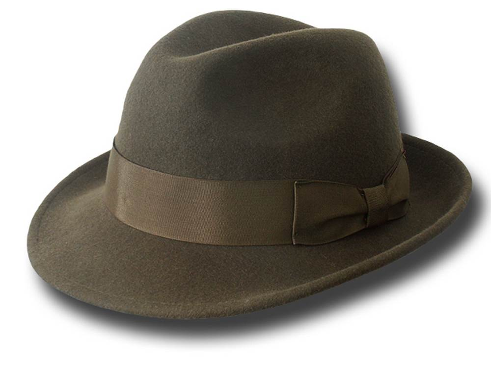 B2B Fedora hat wool Wholesale 02