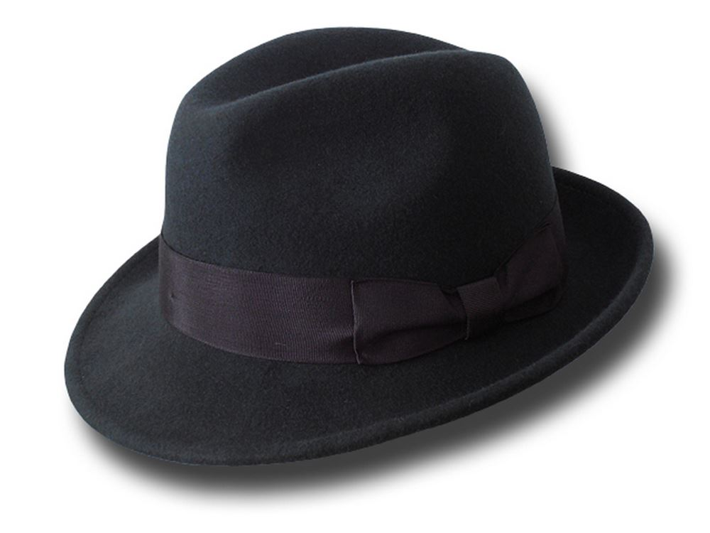 B2B Fedora hat wool Wholesale 03