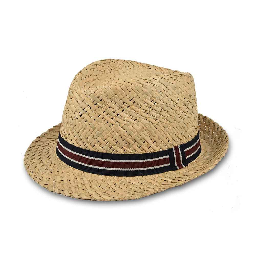 Basis Trilby farmer Hut krempe 4 cm