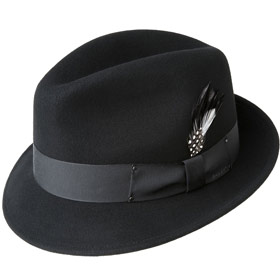 Bailey Cappello trilby woolfelt Tino