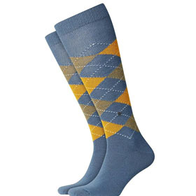 Burlington Socks man Preston Carta zucchero