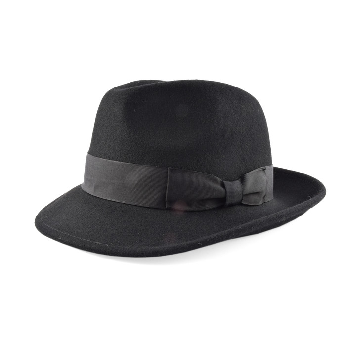 B2B Fedora hat wool Wholesale 01