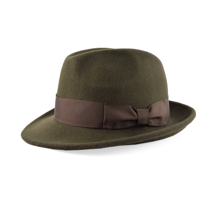 B2B Cappello Trilby in Lana ingrosso 02