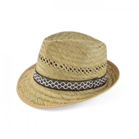 Basic farmer trilby hat brim 4,5