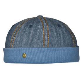 Balke Lakota Dockers cotton Denim skullcap