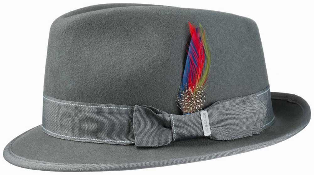 Stetson Woolfelt trilby Hat 5dc44456f941