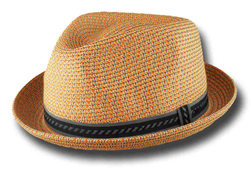 Cappello estivo Trilby Jazz Bailey Mannes hat