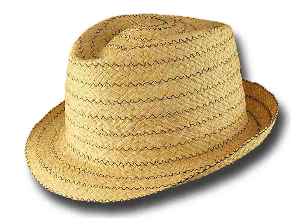 Boston trilby Jazz summer hat