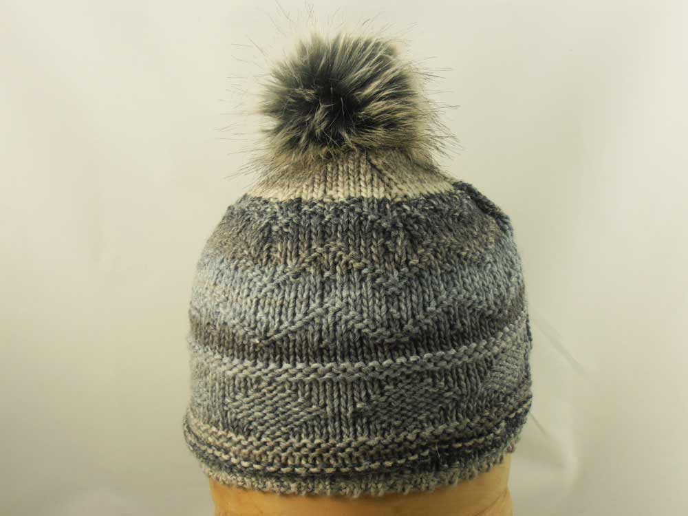 Gebeana Pompon hat Multicolor
